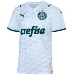 Camiseta Palmeiras Segunda Equipación 2021/2022 Mujer