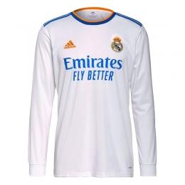 Camiseta Real Madrid Primera Equipación 2021/2022 ML